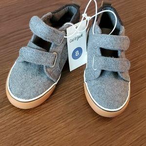 Cat & Jack Toddler boys sneakers Gray 8